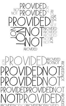 Keyword not provided