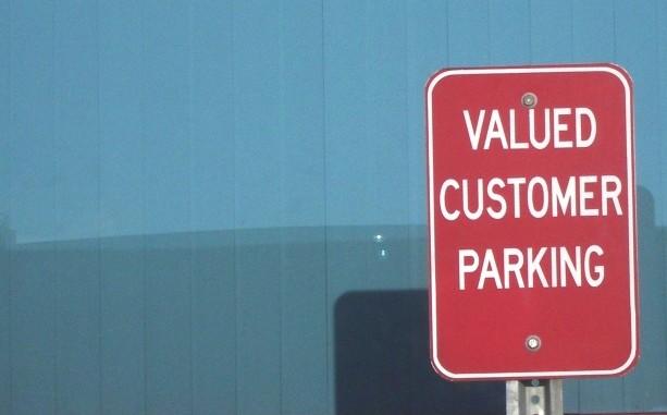 Valued Customer Parking voor klantenbinding