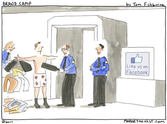 Facebook is ingeburgerd.