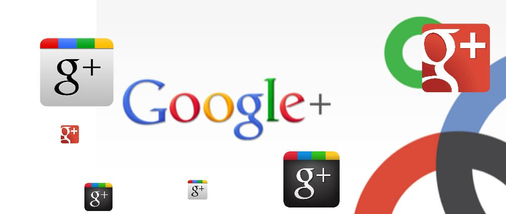 Google Plus Illustration by Bloeise