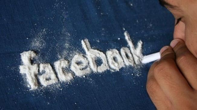 Facebook verslaving