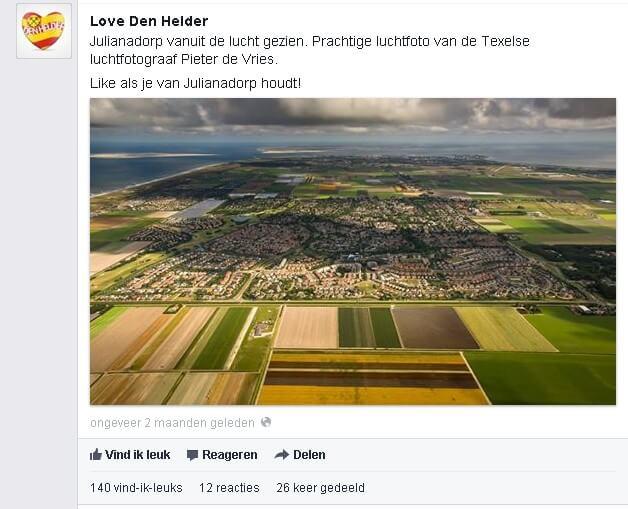 Facebook Love Denhelder