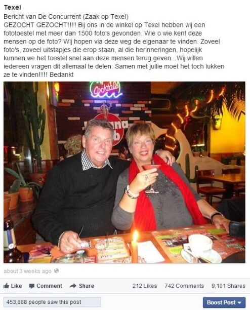 Facebook Texel 0222