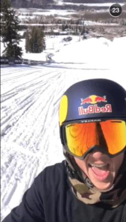 Snapchat Red Bull