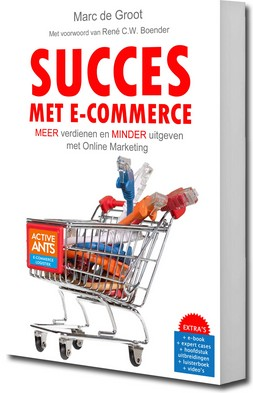Good luck with E-commerce book co-author Christian Slagter