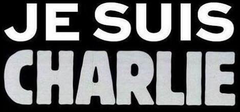 Facebook togetherness Je Suis Charlie