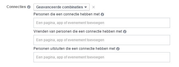 Facebook Ads Advertising Advanced Combinations