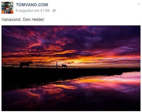 Tomvano Facebook by Tom van Oossanen