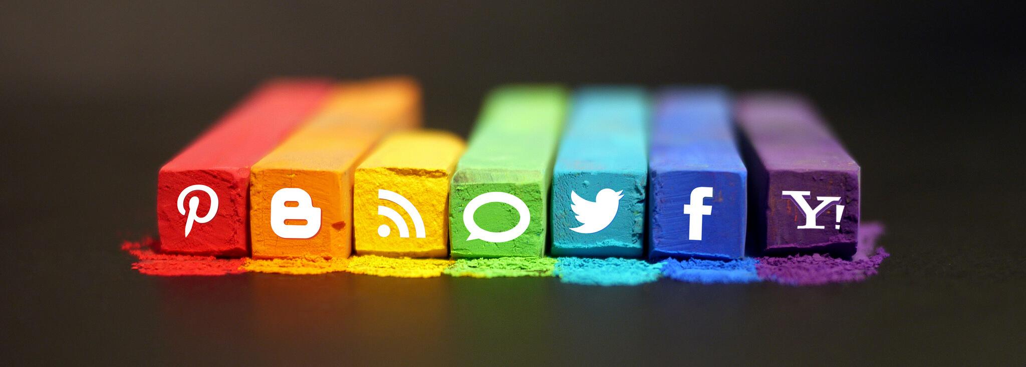 Social media survey 2016 Newcom