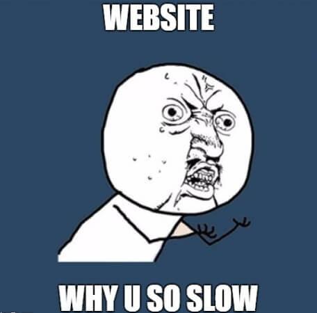 Website beter vindbaar door speedtest Google - Website why u so slow