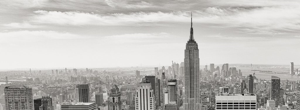 New York Manhattan Empire State Building - Skyscraper content is 10x content
