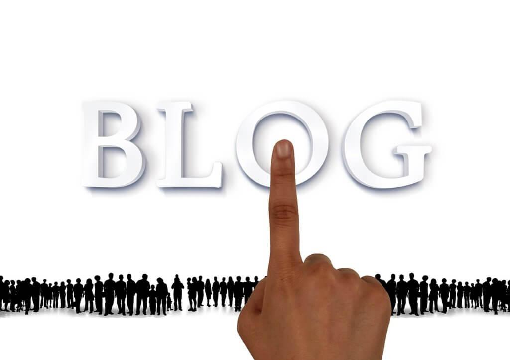Start business blog