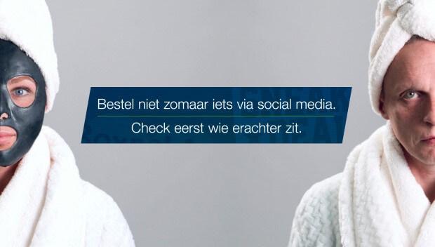 ACM campagne Facebook Social media kopen advertenties - check wie er achter zit