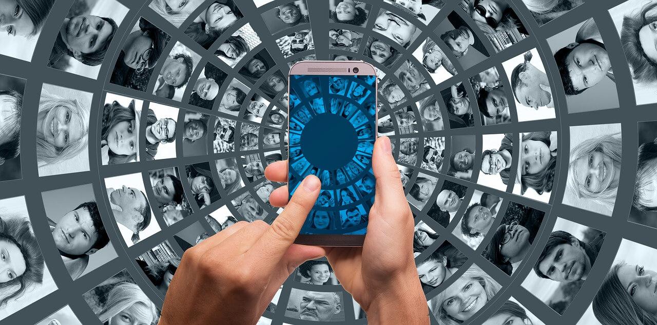 Alles en iedereen gaat online - mobiel