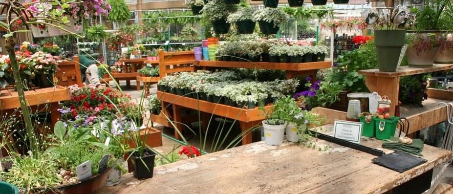 Offline marketing en presentatie - tuinbranche