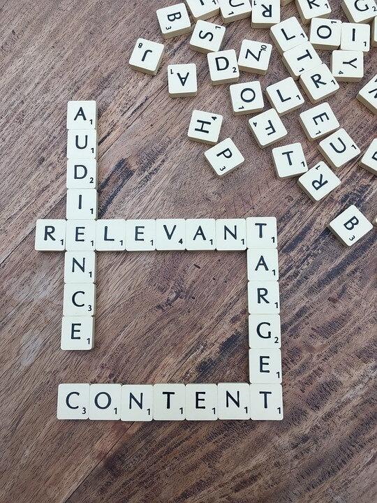 Relevante content voor je doelgroep