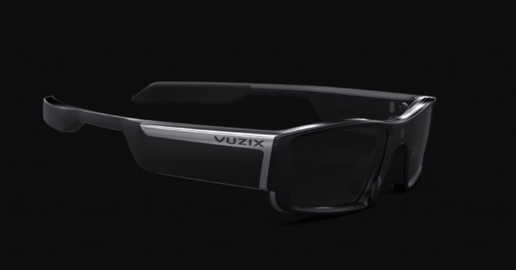 De Vuzix Augmented Reality Bril
