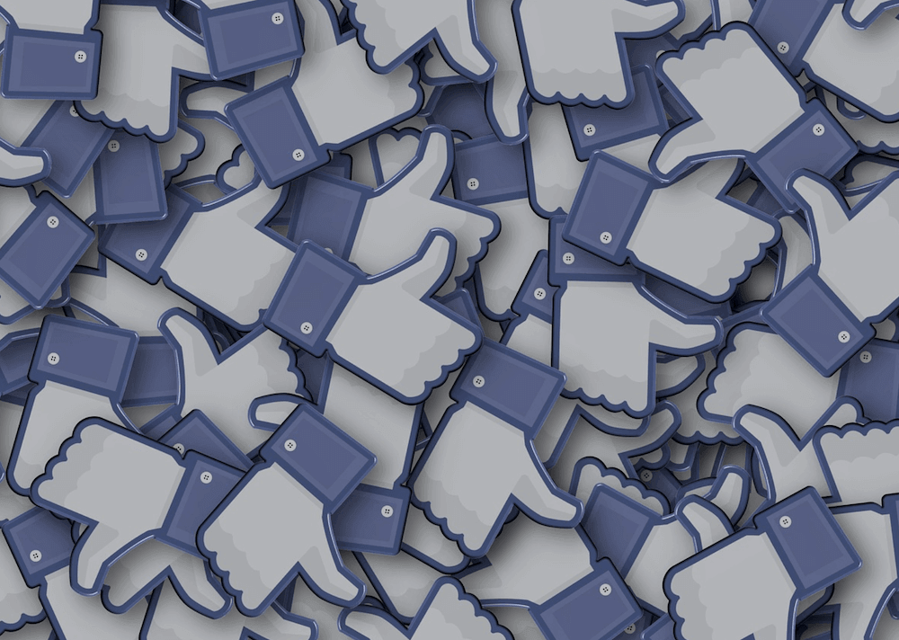 Growth hacking: Facebook duimen