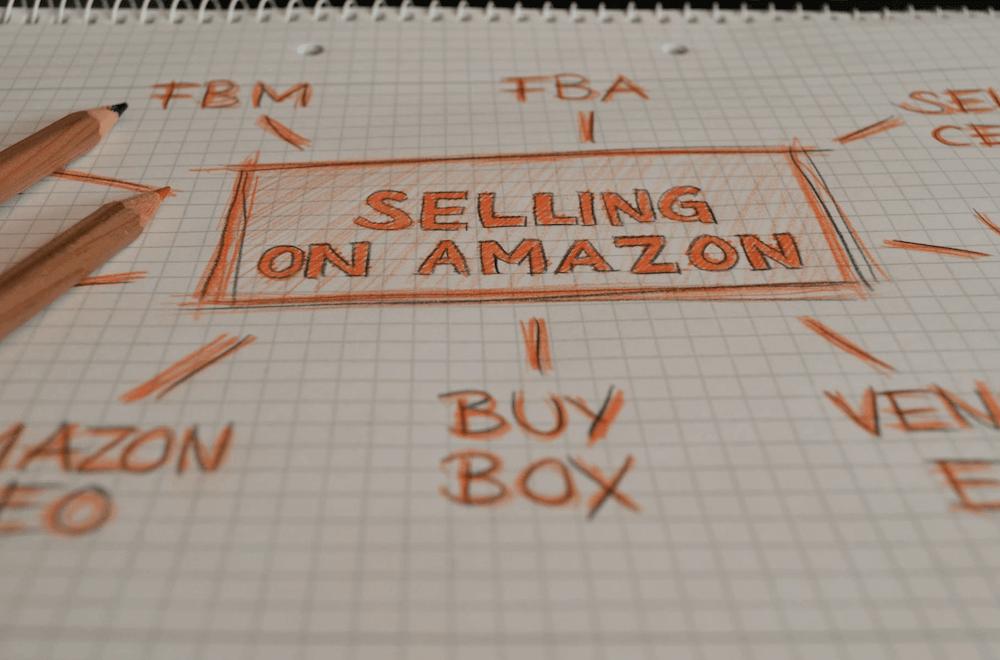 Drawing: Selling on Amazon