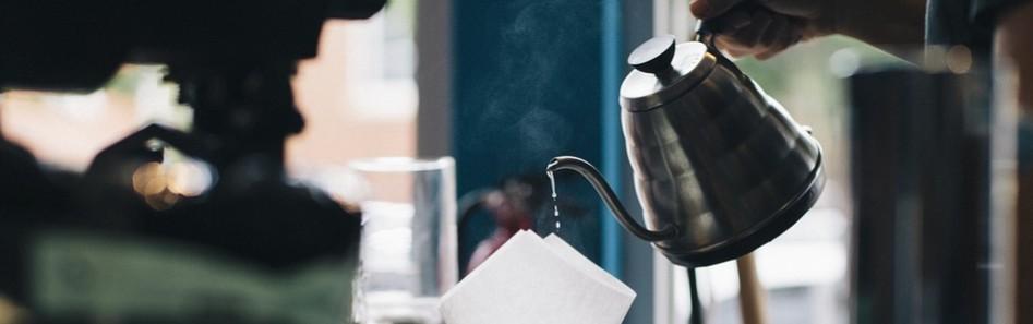 Offline marketing met koffie