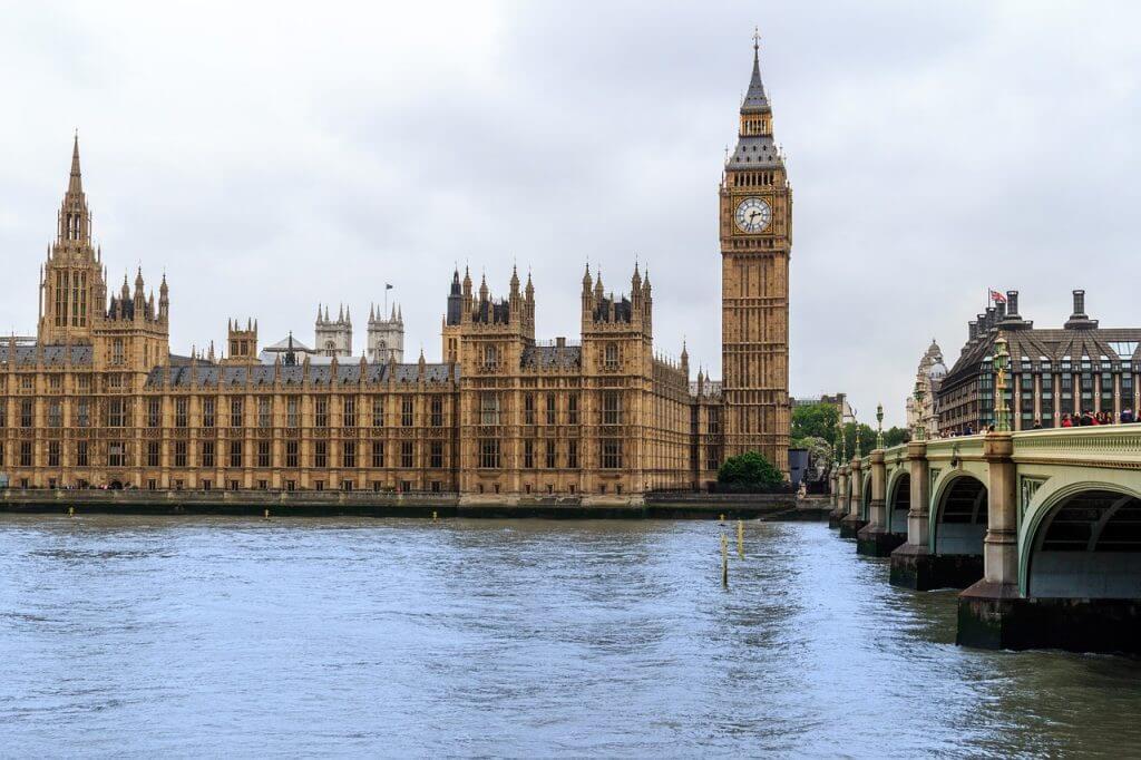Engels - Big Ben