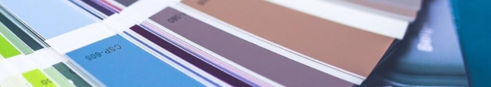 Corporate identity webshop designs