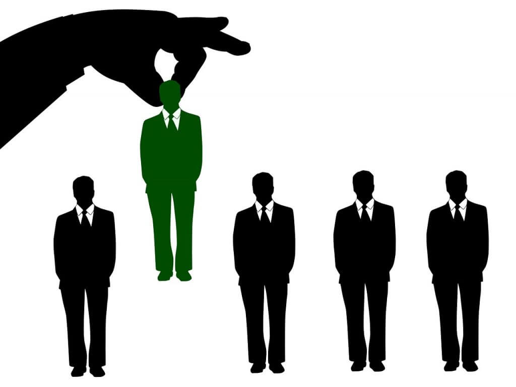 Recruitment marketing - people
