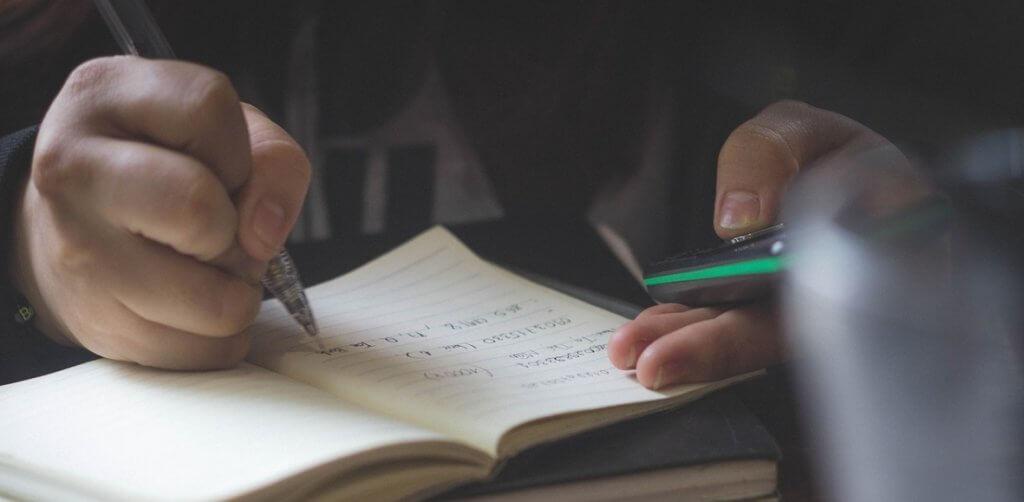 Handschrijven met mobiel