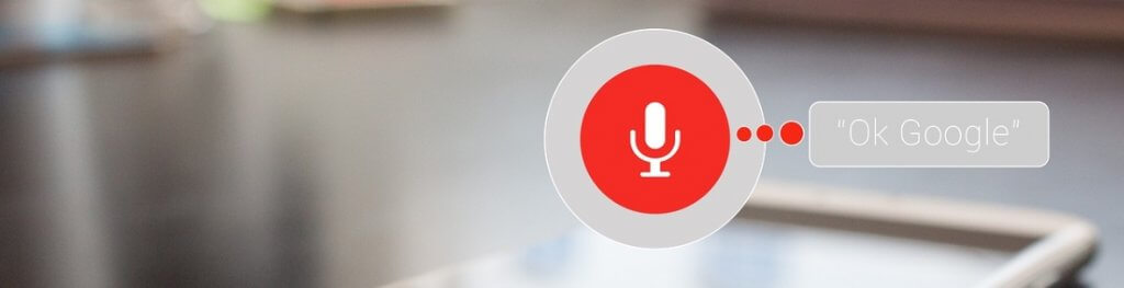 Voice search for WordPress