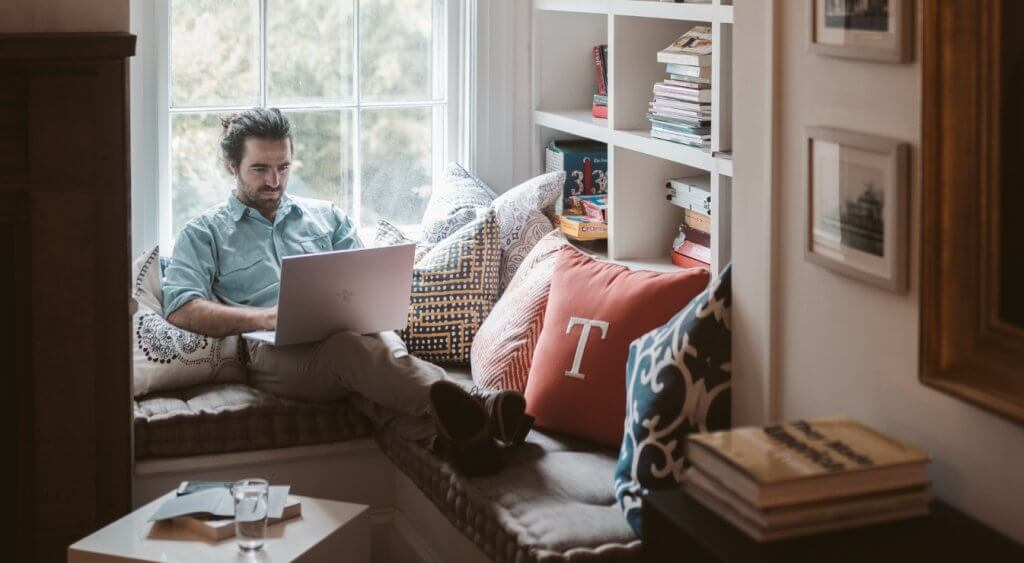 flexible working from home