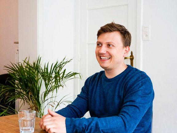 Valery Potchekailov - co-founder Story Chief