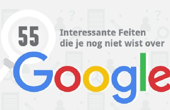 55 surprising Google facts