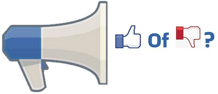Advertise on Facebook