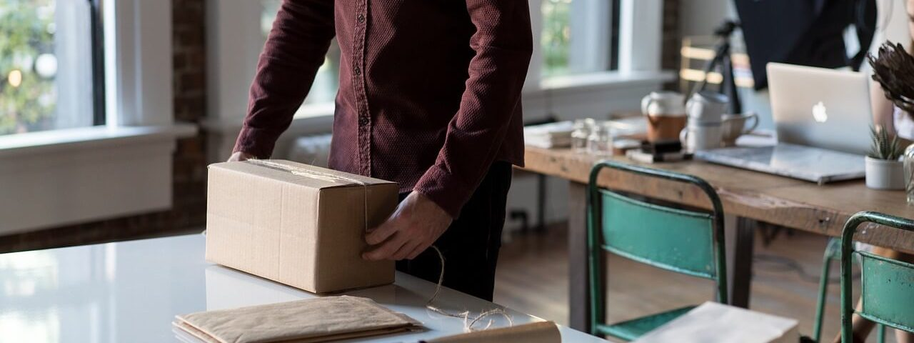 Delivery campaign Thuiswinkel for sustainable delivery