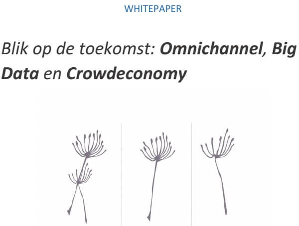 Blooming white paper Looking to the future with Omnichannel - Big Data and Crowdeconomy