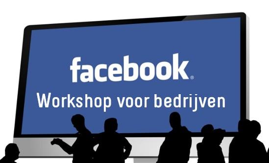 Persbericht: Nieuwe workshops Facebook voor bedrijven