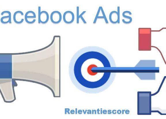 Facebook ads relevantiescore