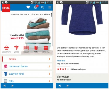 My blog on Emerce: 7 retail apps that promote customer loyalty