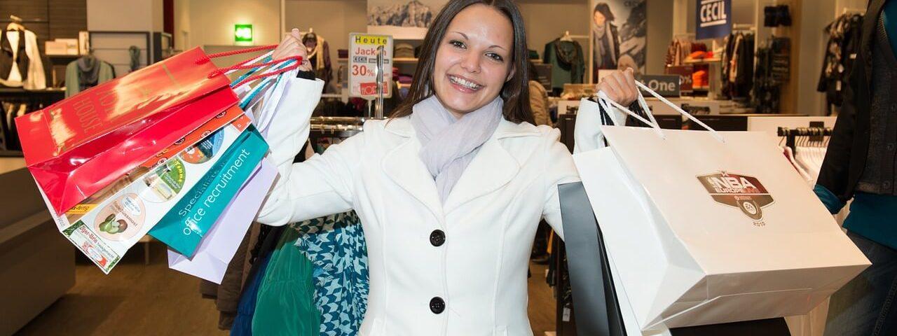 Online shoppen of fysiek winkelen - het verschil is in beleving en tast