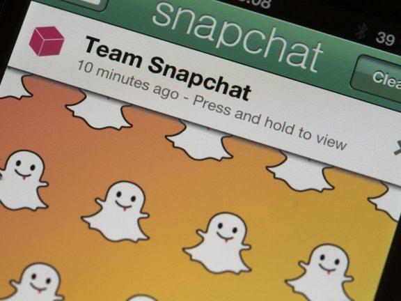 Snapchat voor bedrijven
