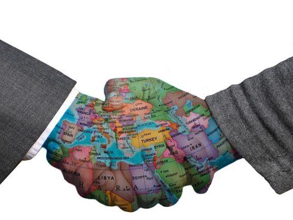 Zakendoen in het buitenland - vertalen