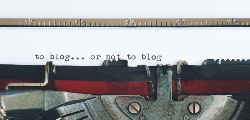 10 Redenen om te bloggen in 2021