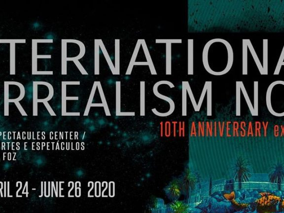 10 YEARS of International Surrealism Now Exhibition at CAE9676280177123_112388625437556736_o