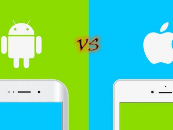 Apple vs Android voor ondernemers