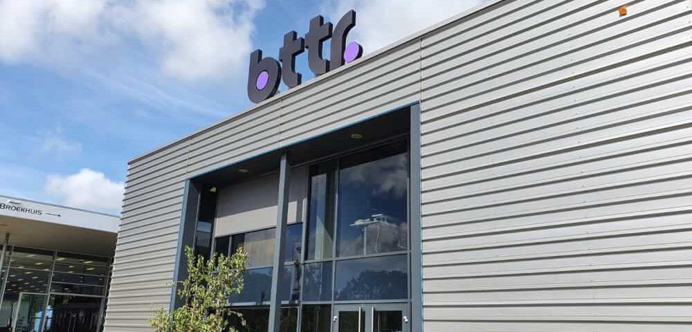 BTTR business premises-veenendaal