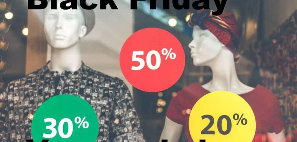 Black Friday for webshops