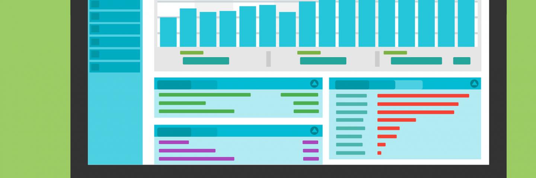 Vector: Statistieken van een blog