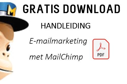 E-mailmarketing met MailChimp
