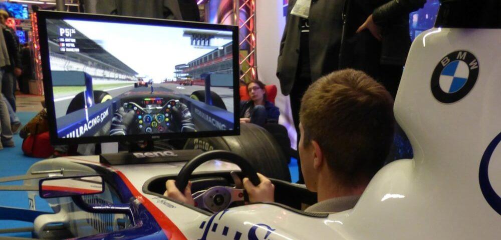 Formule 1 simulator