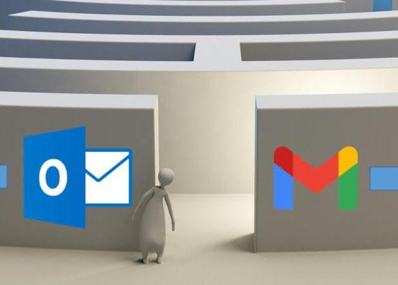 Gmail of Outlook voor zakelijk mailen